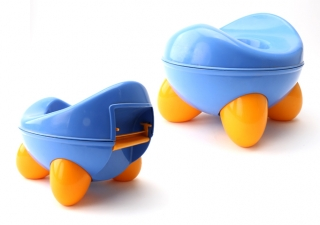 toy design, industrial design, toddlers potty design