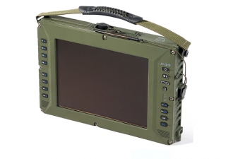 rugged Industrial Design, military computer product design