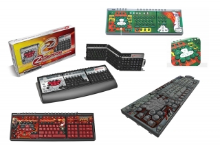 consumer electronic design, innovative design solutions, keyboard design